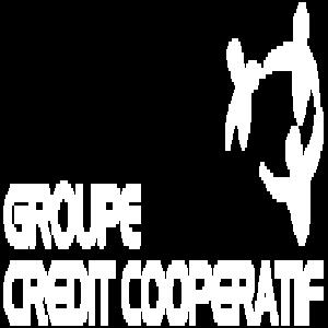Logo crédit coopératif.