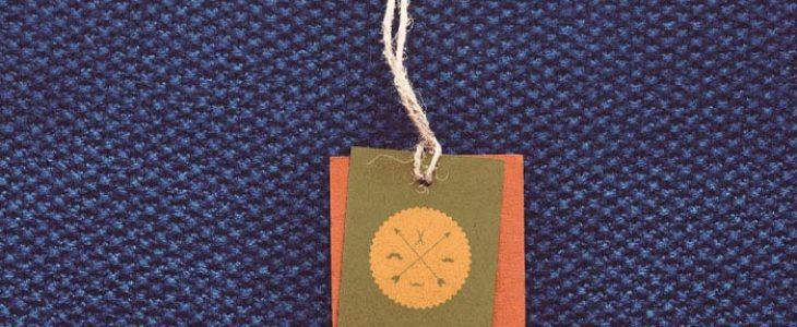 Image d'une étiquette de vêtement.