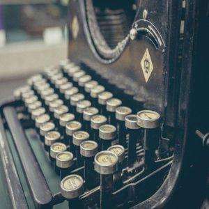 Photo d'un appareil ancien.