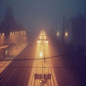 Photo d'une route.
