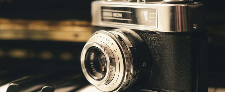 Photo d'un appareil photo.