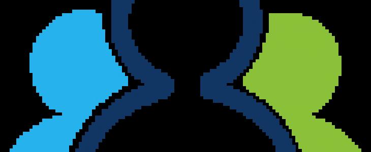 Icone silhouette.