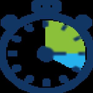 Icone d'une horloge.