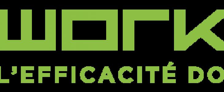 Logo Workey l'efficacité documentaire.